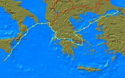 5. Van Malta naar Istanbul