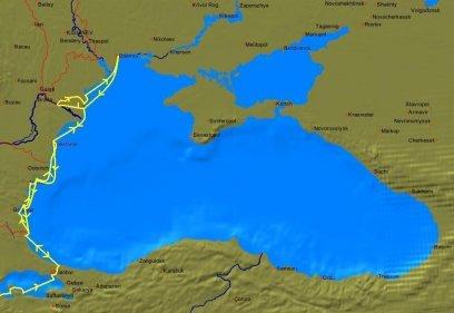 6. Van Istanbul naar Odessa en terug