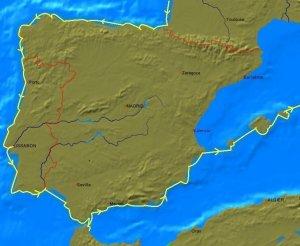3. Van Arcachon naar Lagos en verder naar Menorca