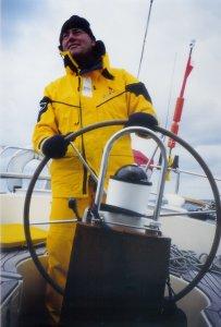 Voorjaar 1998: Schipper Erik de Haan