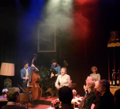Trio Joliecoeur in Theater 't Pand