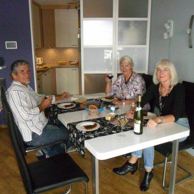 Op bezoek bij Jaap & Diana in Spijkenisse.