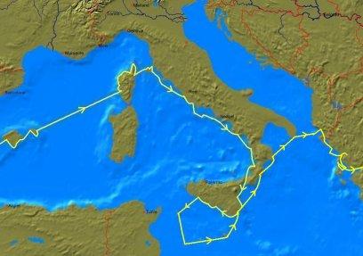 4. Van Menorca naar Malta