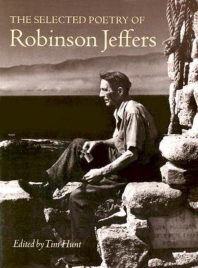 Omslag van The Selected Poetry van Robinson Jeffers