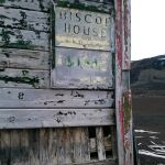 Biscoe House, Whalers Bay.